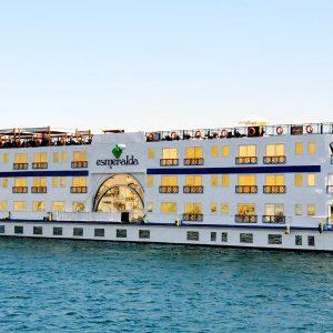5 Days Nile River Cruise Luxor to Aswan