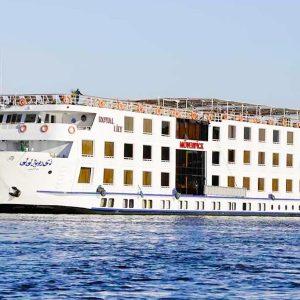 7 Night Nile Cruise Itinerary from Aswan
