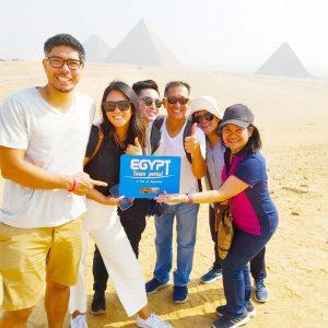 Tour to Giza Pyramids, the Egyptian Museum & Khan El Khalili