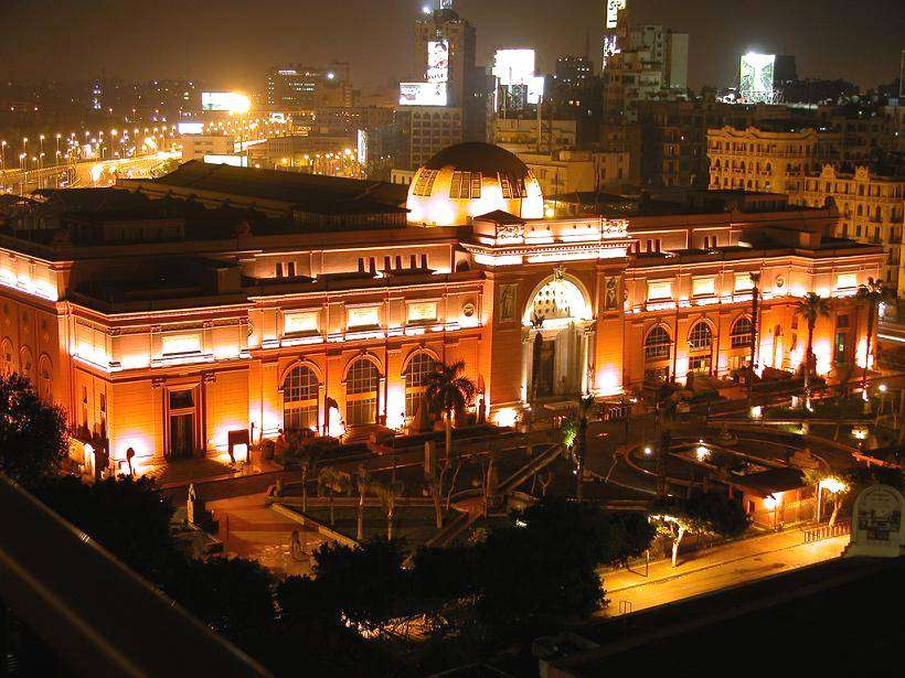 The Egyptian Museum | Cairo & Nile Cruise Packages