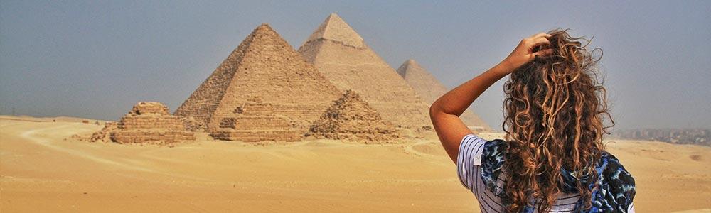Day Two:Tour to Giza Pyramids & The Egyptian Museum