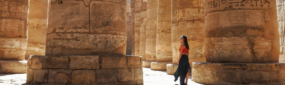 Day Two:Tour to Luxor Tourist Attractions