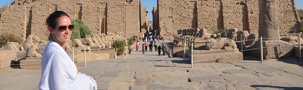 Day One:Tour to Luxor East Bank