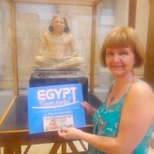 Half Day Tour in Cairo to the Egyptian Museum