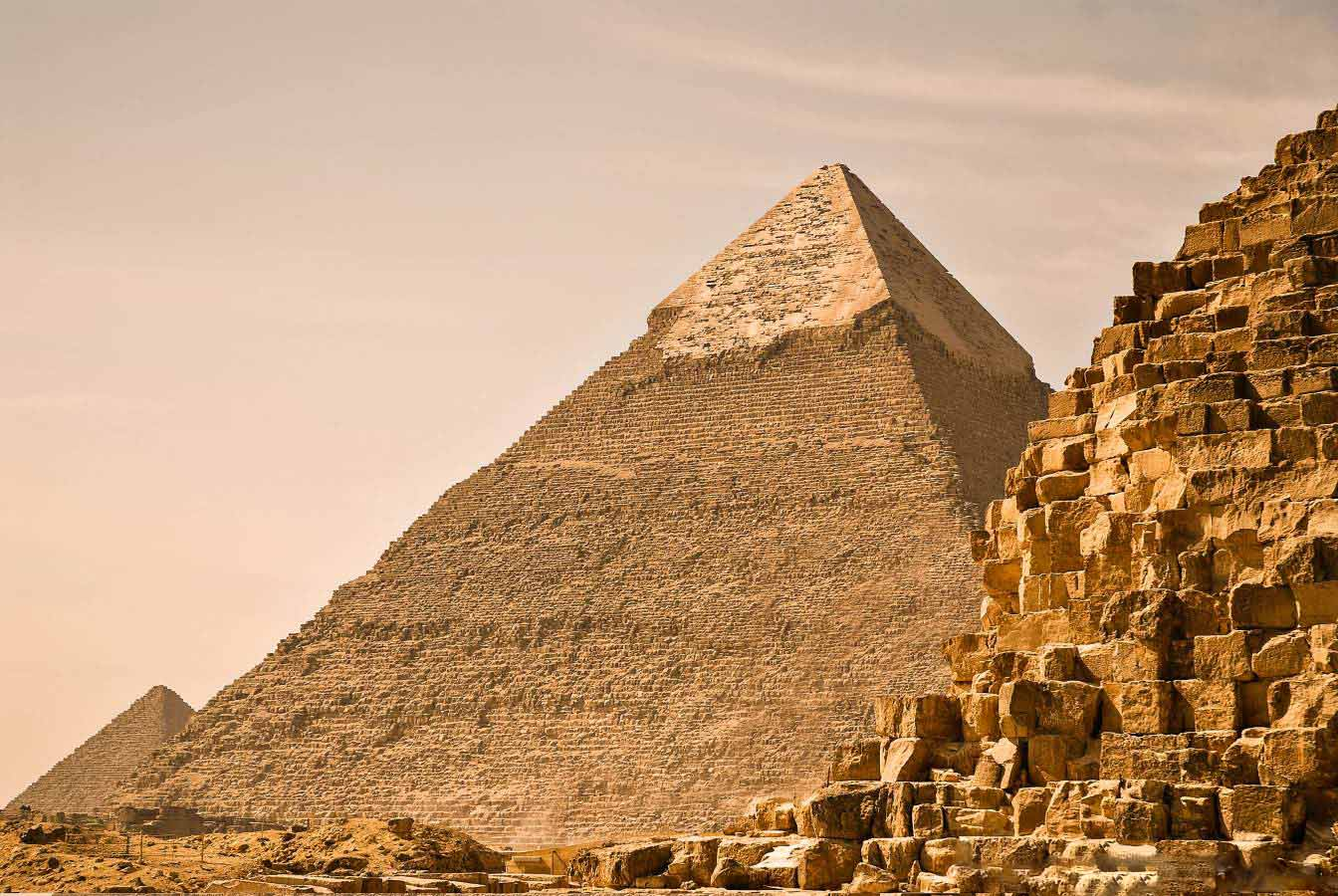 The Great Pyramid | Trips to Cairo & Luxor from Hurghada