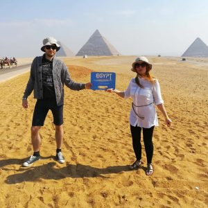 Private Day Trip to Cairo from Hurghada by Private Car