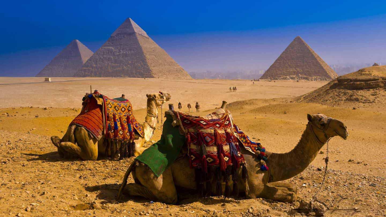 Giza Pyramids | Trip to Cairo from Hurghada