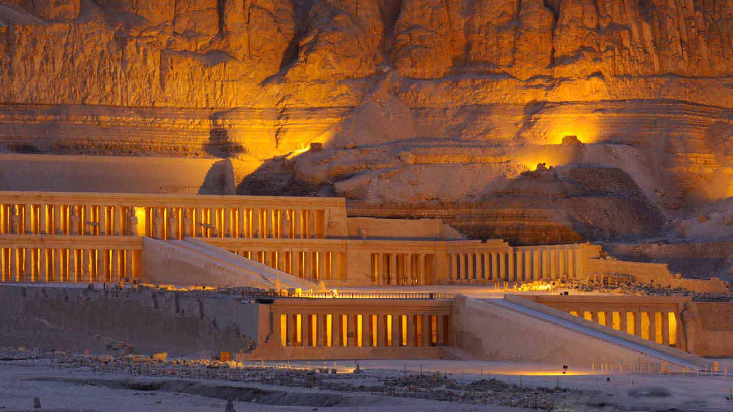 Hatshepsut Temple | Tour from Safaga to Luxor