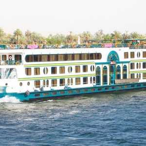 5 Days Nile Cruise from El Gouna