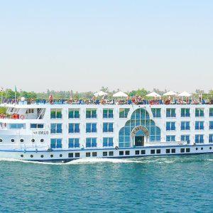 4 Days Aswan Abu Simbel Nile Cruise
