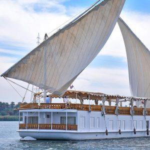 5 Days Dahabiya Nile Cruise Luxor to Aswan