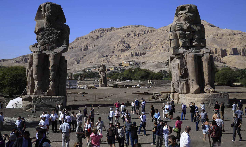 Colossi of Memnon | Cairo & Luxor Tour Package