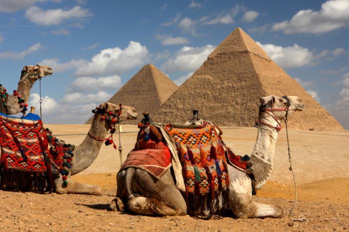 Giza Pyramids | Cairo and Alexandria Tour Package
