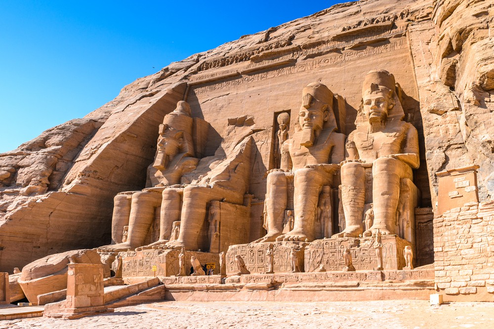 Abu SImbel Temple - Aswan Tourist Attractions - Egypt Tours Portal