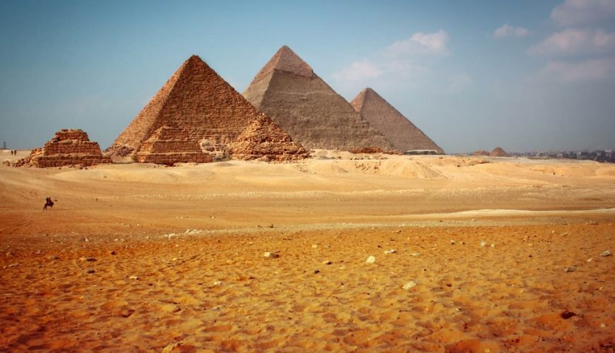 Information About Giza Pyramids | Ancient Egypt | Egypt Tours Portal