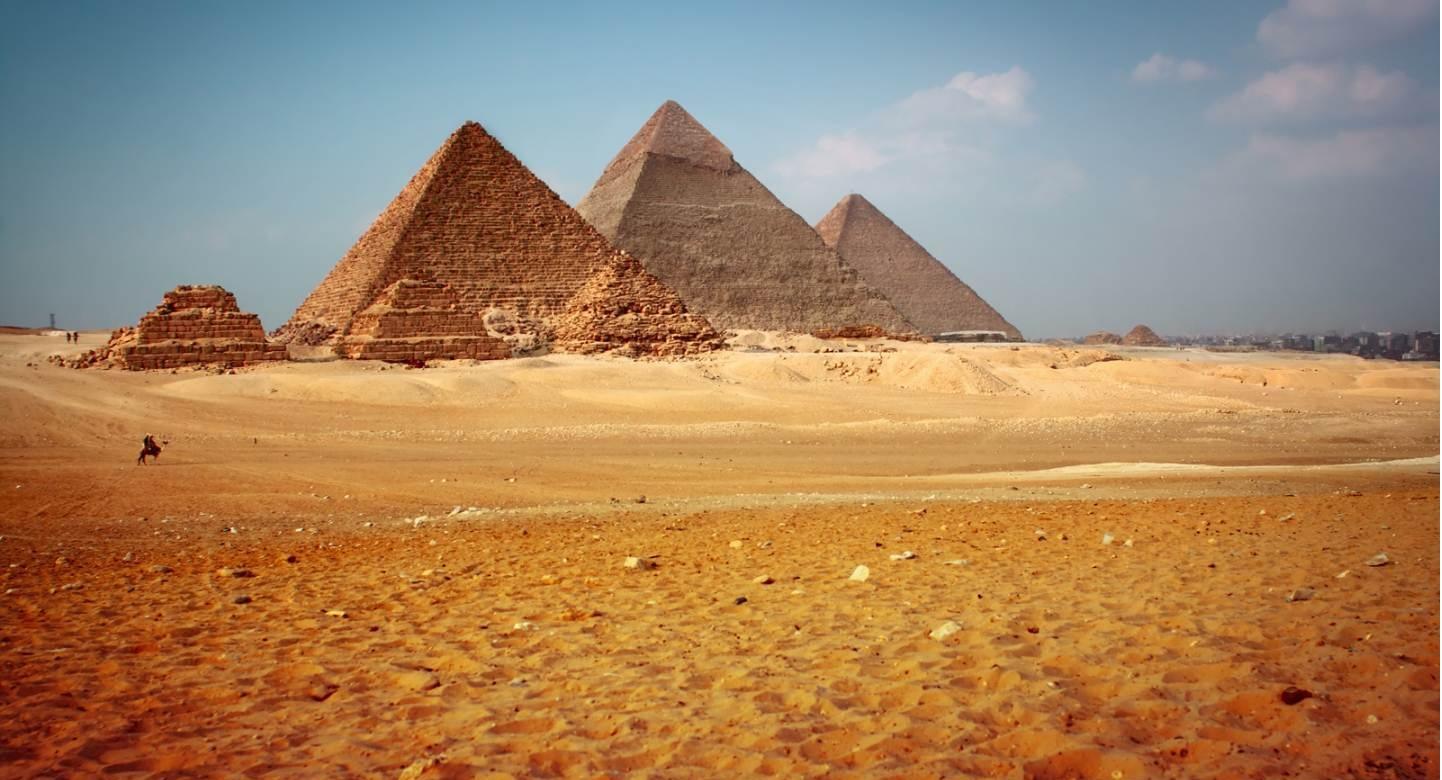 Information About Giza Pyramids | Ancient Egypt | Egypt Tours Portal