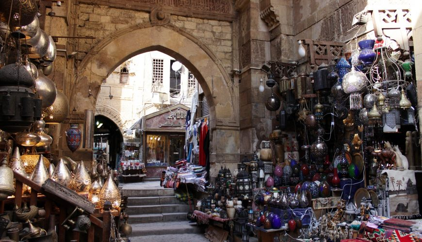 Information About Khan El Khalili Bazaar | Egypt Tours Portal