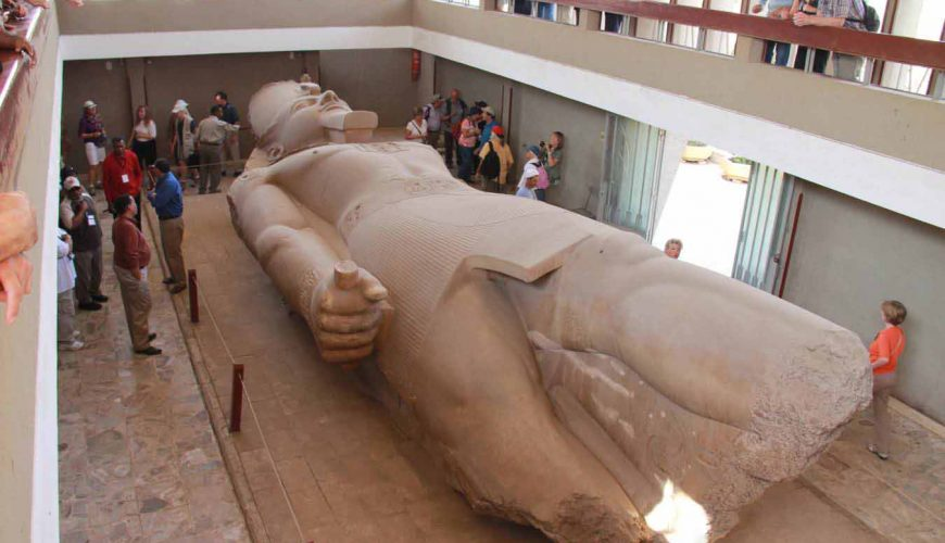 Information About Memphis City | Ancient Egypt | Egypt Tours Portal