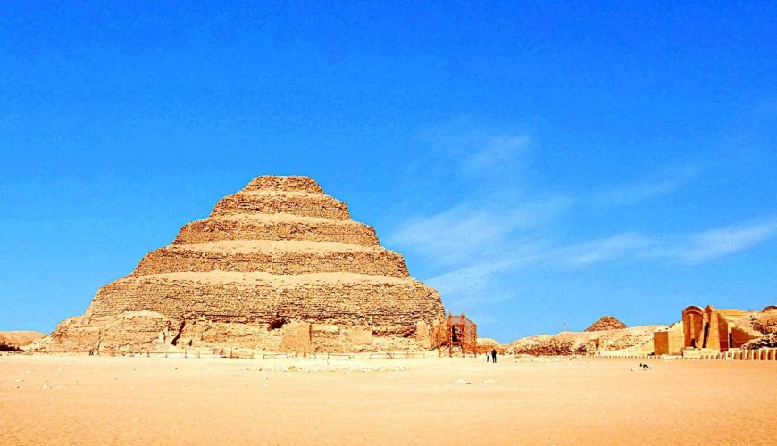 Information About Saqqara Step Pyramid | Ancient Egypt | Egypt Tours portal