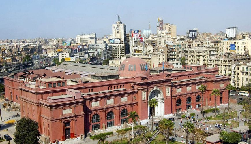 Information About The Egyptian Museum | Egypt Tours Portal