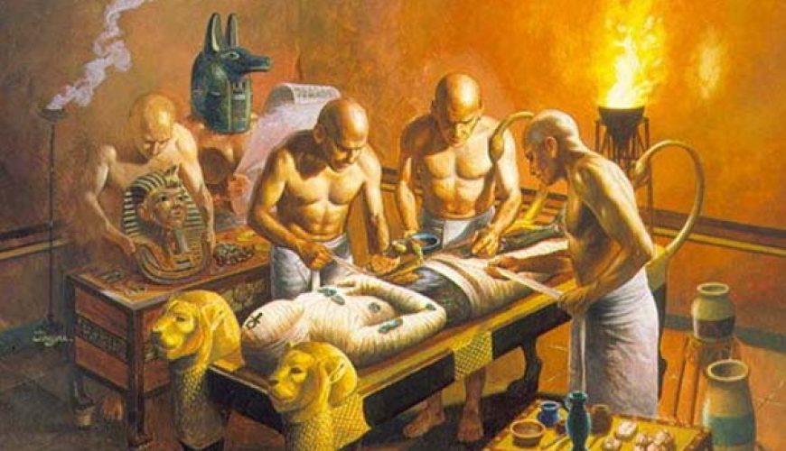 The Secret of Egyptian Mummification | Ancient Egypt Civilization