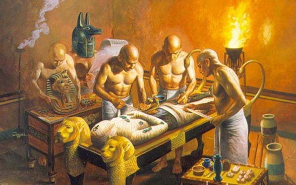 The Secret of Egyptian Mummification | Ancient Egypt Civilization