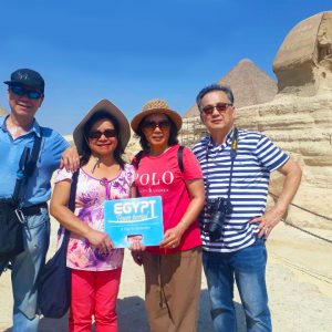 2 Days Trip to Pyramids and Cairo from Alexandria Port
