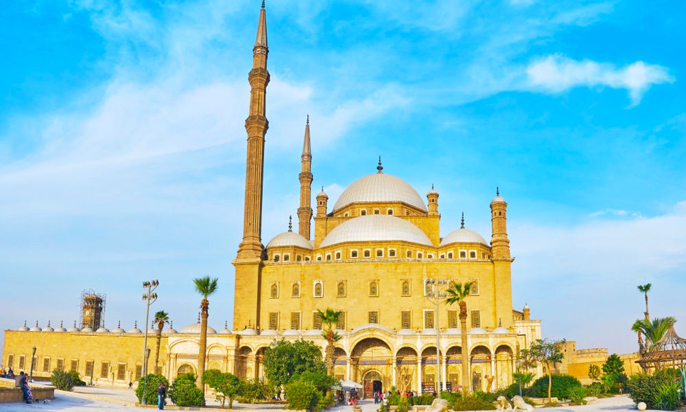 Mohamed Ali Mosque - Egypt Holidays Types - Egypt Tours Portal