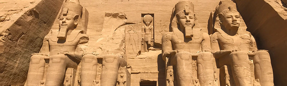 Day Four:Share Your Love With The Kings in Abu Simbel
