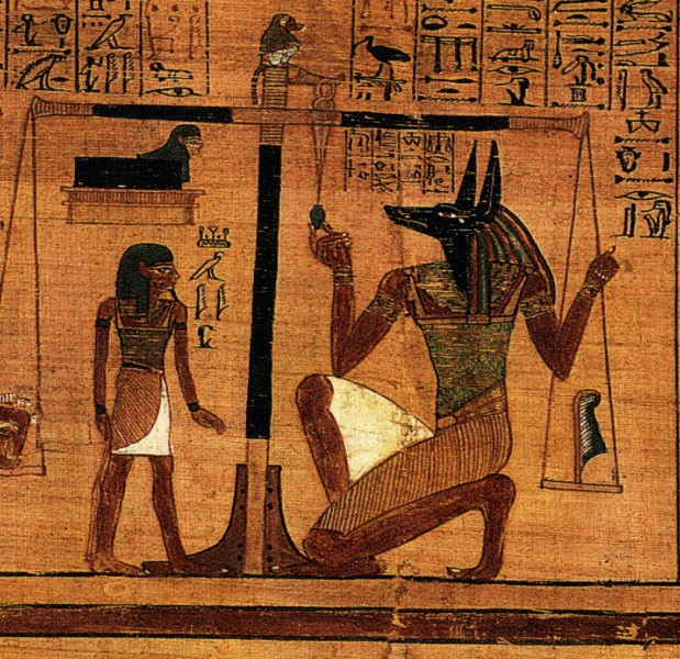 "Anubis ""God of Death"""