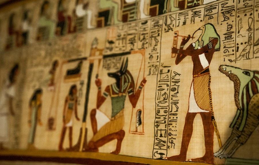 Egyptians Mythology Gods and Goddesses - Egypt Tours Portal