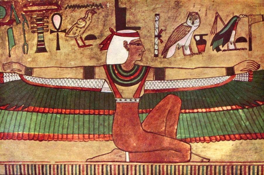 """Isis """"Goddess of MotherHood"""""""