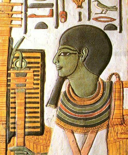 Ptah Ancient Egyptian Mythology God