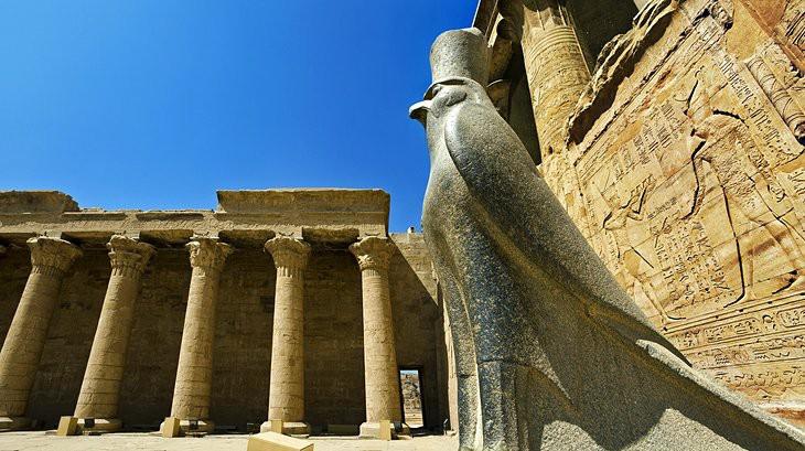 Temple of Egyptian Mythology God Hours