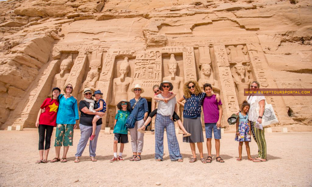 Abu Simbel Temple - How to Plan A Family Vacation to Egypt - Egypt Tours Portal