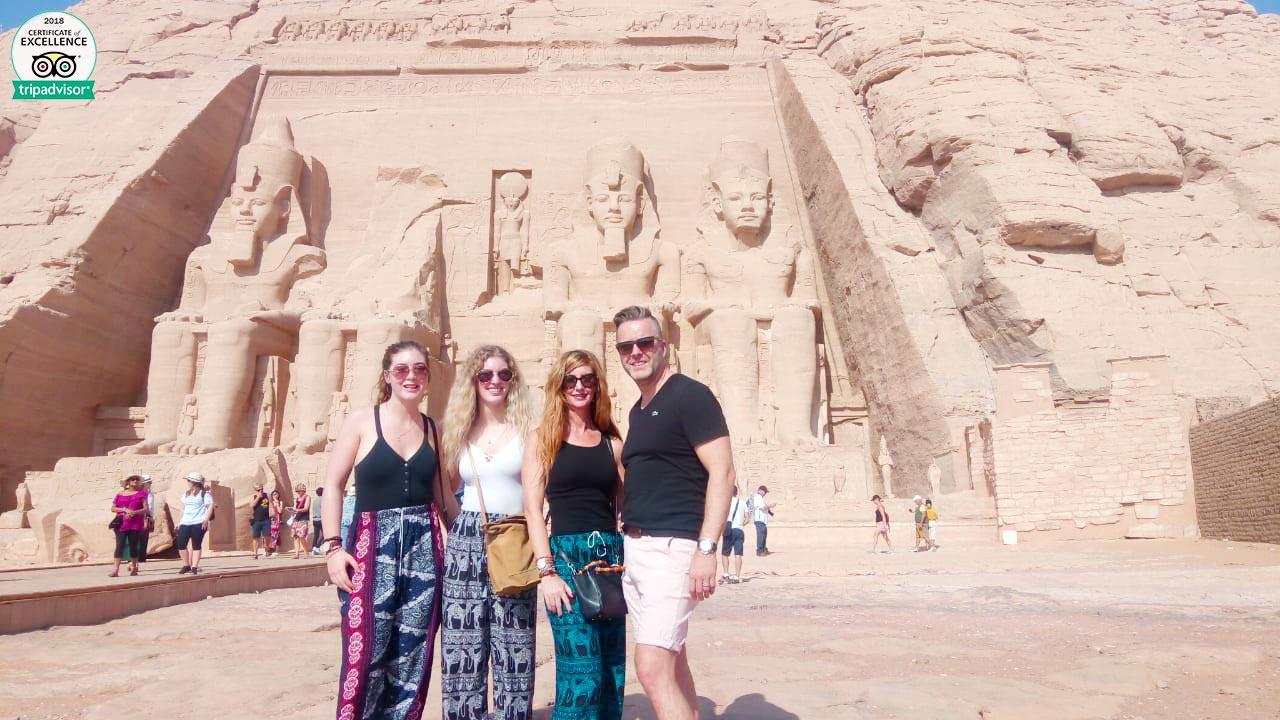 Abu Simbel Temples - Cairo and Abu Simbel Tour - Egypt Tours Portal