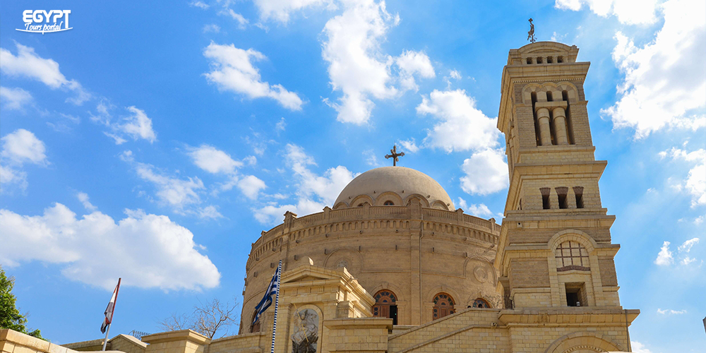 Coptic Cairo - Christmas and New Year in Egypt