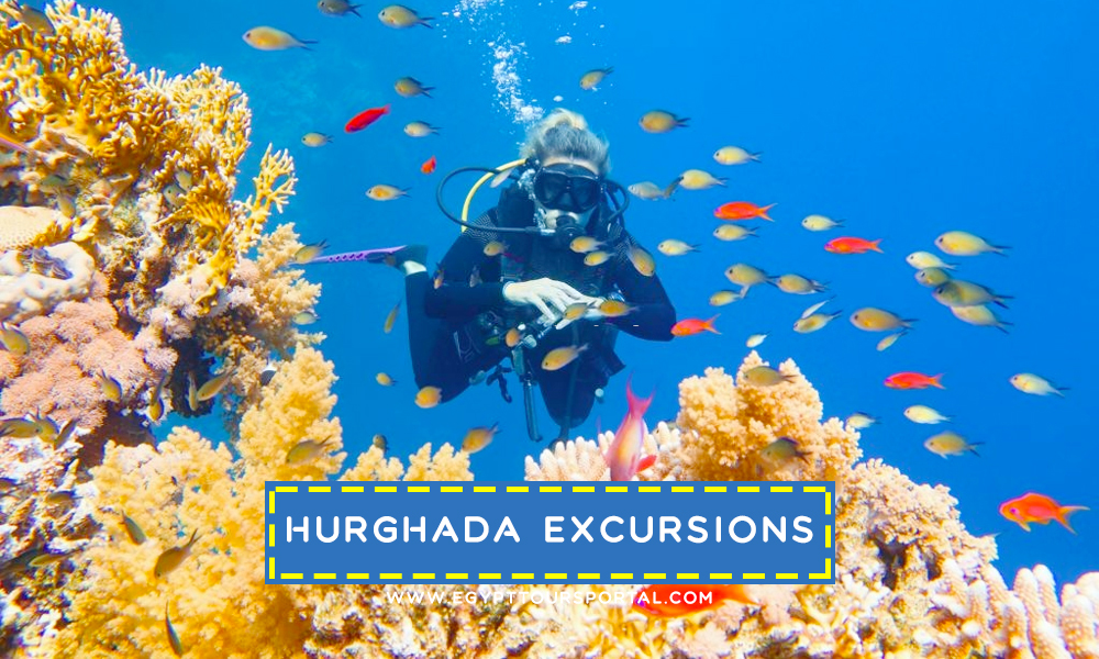 Hurghada Excursions - Travel Guide for Egypt Day Tours - Egypt Tours Portal