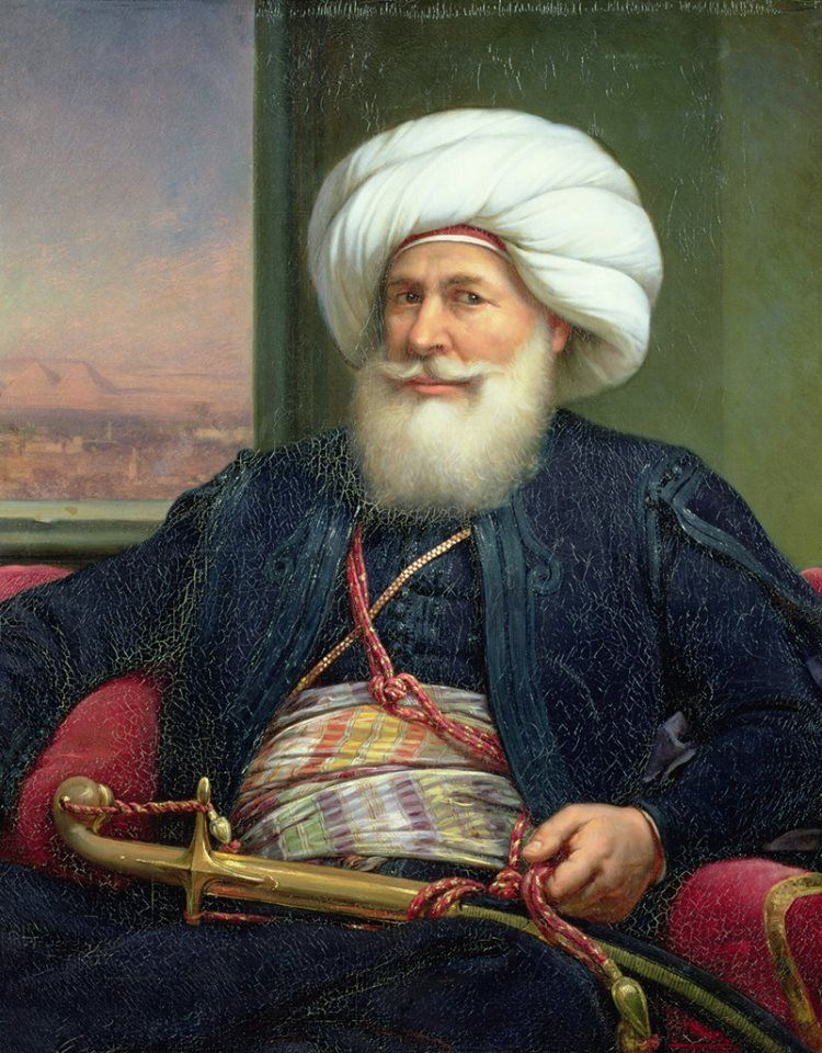 Muhammad Ali Pasha - Egypt Tours Portal
