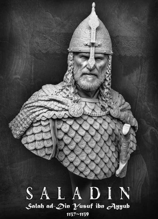 Saladin Ibn Ayyub - Egypt Tours Portal