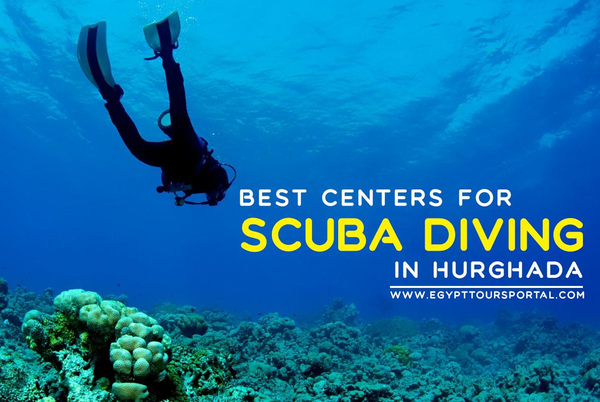 Hurghada Diving Sites - Hurghada Diving Centers - Egypt Tours Portal
