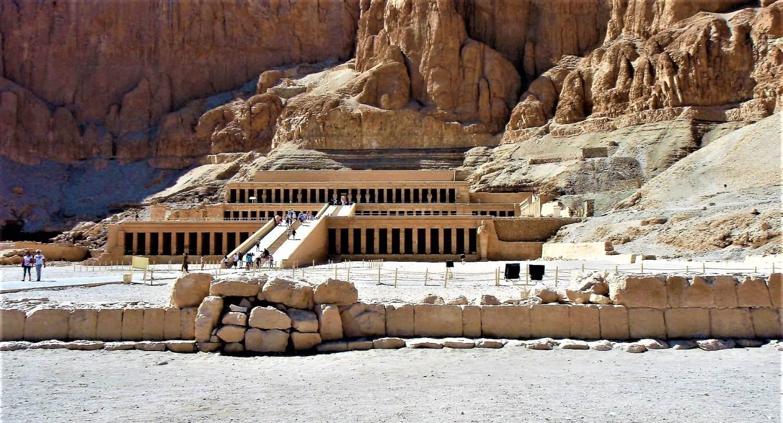 Queen Hatshepsut Temple - Egypt Tours Portal