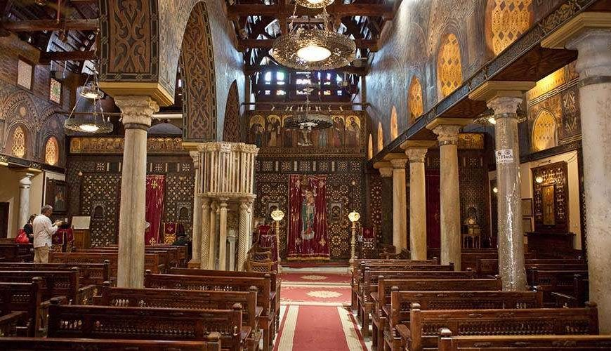 Abu Serga Church - Places to Visit in Cairo - Egypt Tours Portal