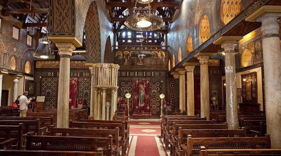 Abu Serga Church - Places to Visit in Cairo - Egypt Tours Portal
