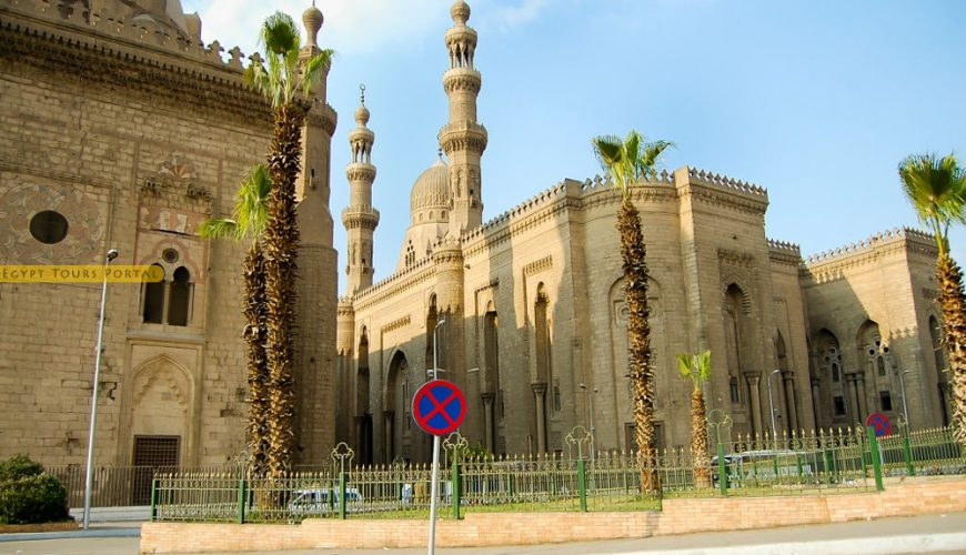 History of Al-Rifai Mosque - Egypt Tours Portal