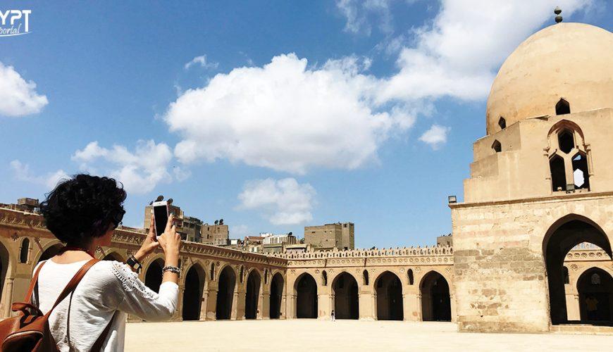 Ibn Tulun Mosque - Egypt Tours Portal