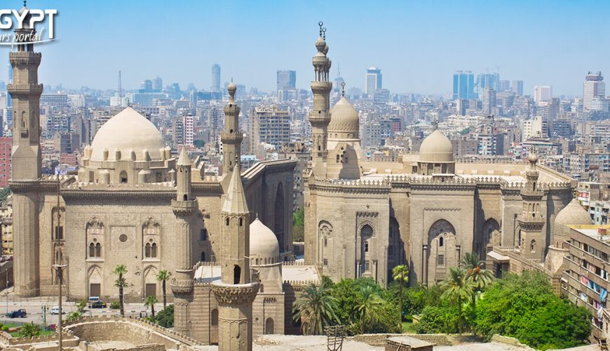 Sultan Hassan Mosque - Egypt Tours Portal