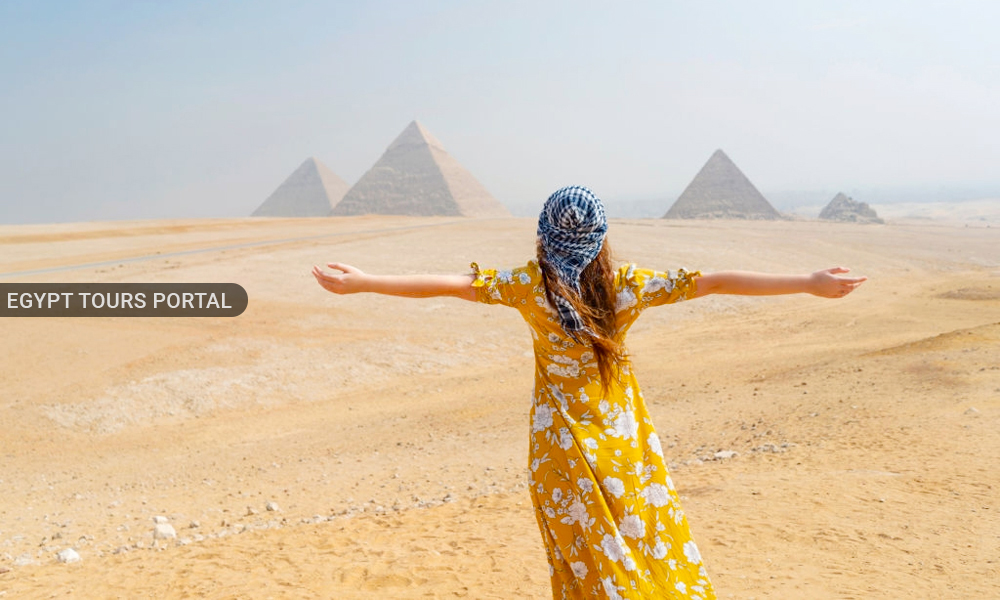 Giza Pyramids Complex - Safety in Egypt 2020 - Egypt Tours Portal