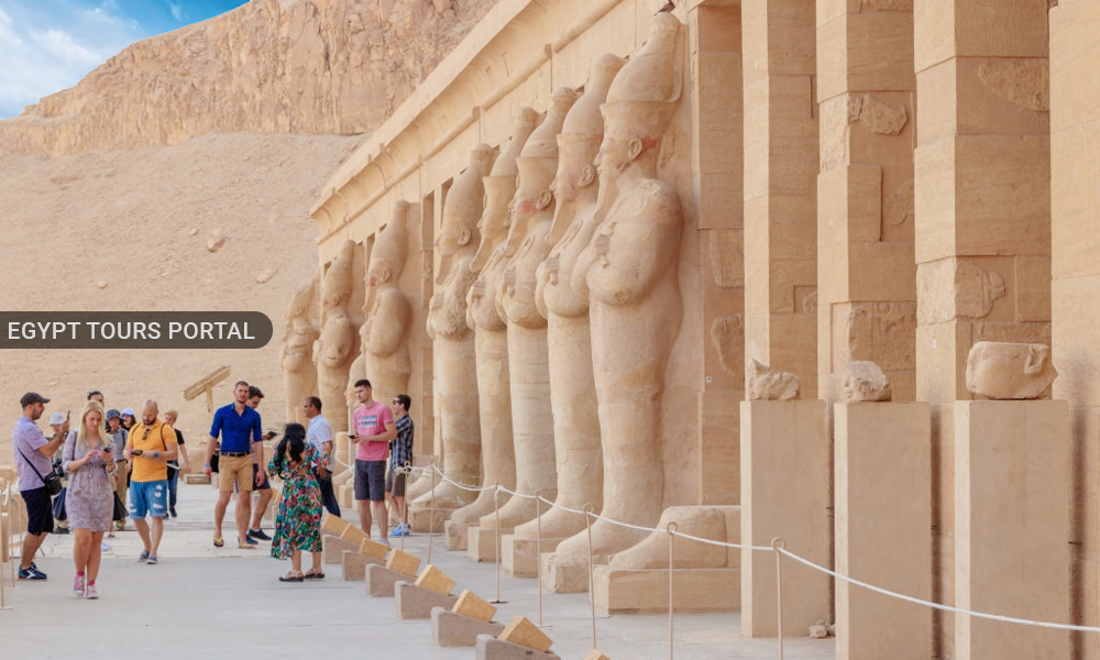 Queen Hatshepsut Temple - Safety in Egypt 2020 - Egypt Tours Portal