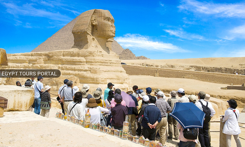 The Great Sphinx - Safety in Egypt 2020 - Egypt Tours Portal
